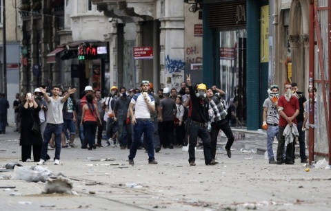 New Arrests Reported in Turkey Protests: New Arrests Reported in Turkey Protests