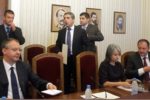 Bulgaria: Bulgaria's Vice President Rushed to Hospital amid Scandal