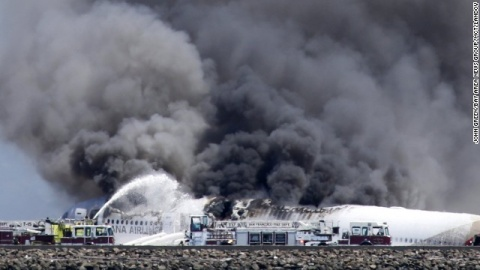 Bulgaria: 2 Die, 305 Survive San Francisco Airport Crash