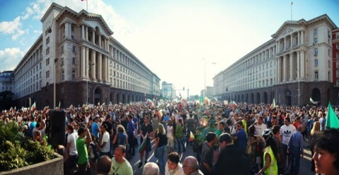 Bulgaria: 'Sick of Being Treated Like Monkeys,' Bulgaria's Protestors in Their Own Words