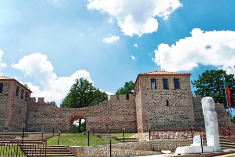 1st Fully Restored Roman Fortress Opens Doors in Bulgaria: 1st Fully Restored Roman Fortress Opens Doors in Bulgaria