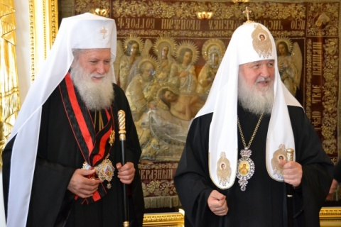 Bulgarian, Russian Patriarchs Call for Orthodox Unity: Bulgarian, Russian Patriarchs Call for Orthodox Unity