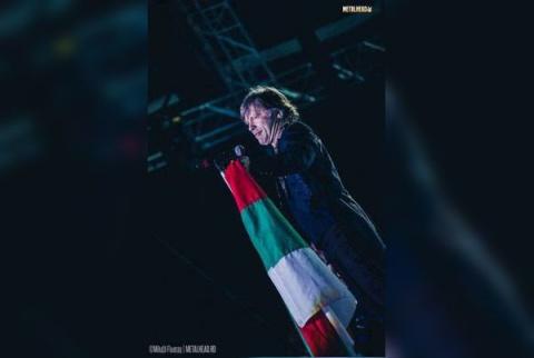 International Rock Stars 'Join' Bulgarian Anti-Govt Rallies: International Rock Stars 'Join' Bulgarian Anti-Govt Rallies