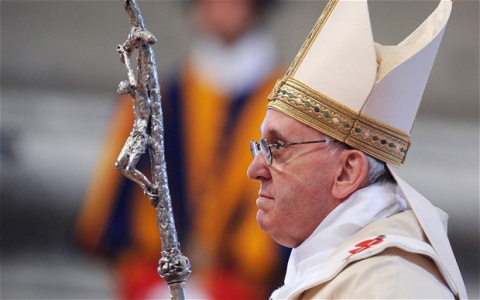 Bulgaria: Pope Francis Delivers Mass in front of 3 Million on Copacabana