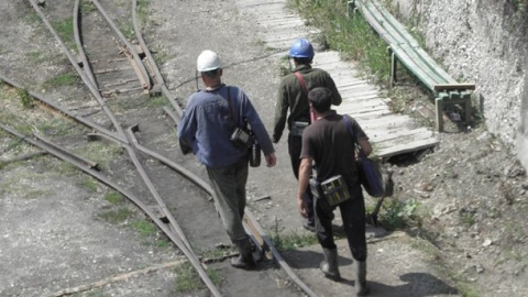Search Team Reaches Gallery with Trapped Bulgarian Miners: Search Team Reaches Gallery with Trapped Bulgarian Miners