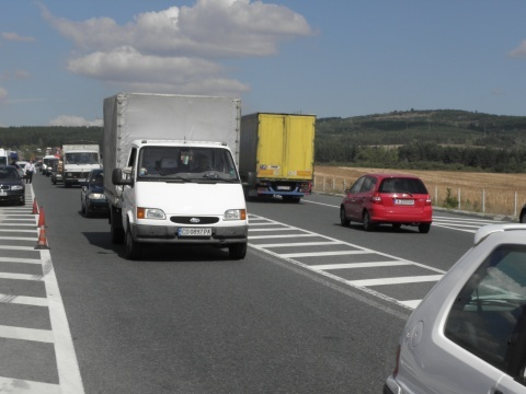 Bulgaria: Lot 2 of Bulgaria's Struma Highway To Be Completed In 2015