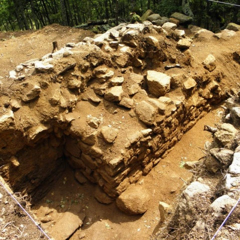 Bulgaria: Bulgarian Archeologists Uncover Large Votive Relief of Zeus