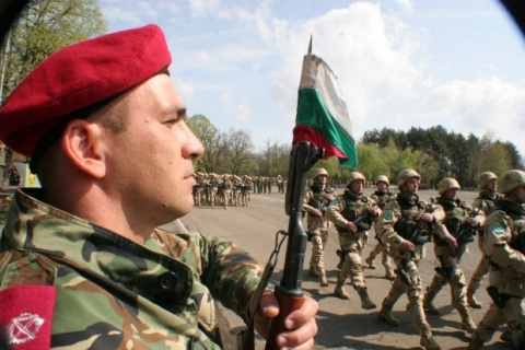 Bulgaria: Bulgaria Welcomes Back 418 Rangers from Afghanistan