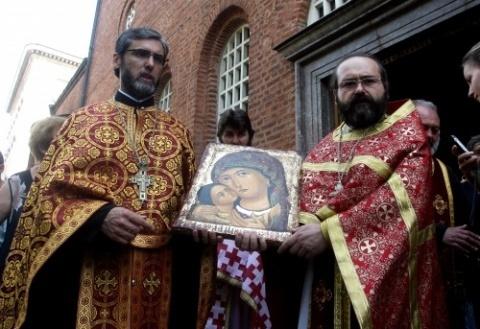 Bulgaria: Bulgarian Christians Mark Dormition of Mary