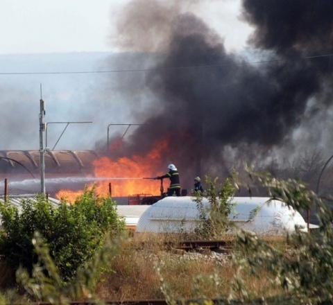 2 Remain Critical after Gas Tanks Explosions in Bulgaria: 2 Remain Critical after Gas Tanks Explosions in Bulgaria
