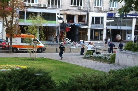 Bulgaria: Explosion Strikes Chinese Restaurant in Downtown Sofia
