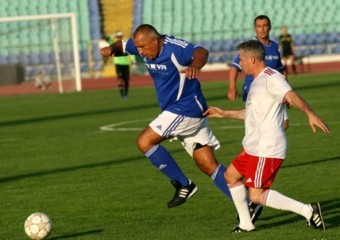 Bulgaria: Bulgaria's Ex-PM Borisov Enlists as Professional Footballer