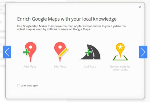 Bulgaria: Google Map Maker Now Available in Bulgaria