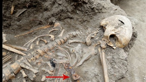 Bulgaria Unearths 2nd 'Vampire' Skeleton: Bulgaria Unearths 2nd 'Vampire' Skeleton
