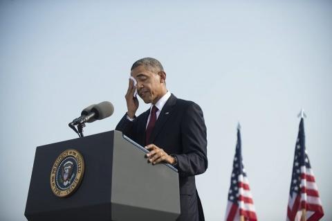 Bulgaria: Obama on 9/11 Anniversary: Our Hearts Still Ache