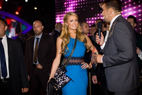 Bulgaria: Paris Hilton Joins Bulgaria's VIP Brother