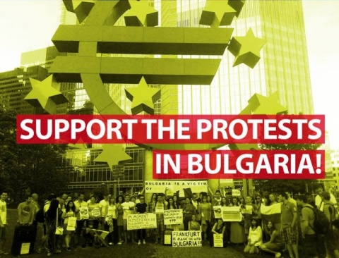 Bulgarians to Stage Global Anti-Govt Rally on Independence Day: Bulgarians to Stage Global Anti-Govt Rally on Independence Day