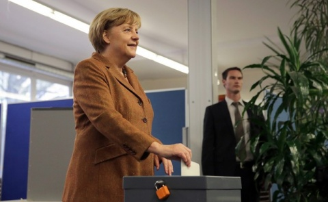 Bulgaria: Merkel's Party Wins German Election, Ally Unclear