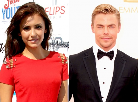 Bulgaria: Nina Dobrev Said to Be Dating Dancer Derek Hough