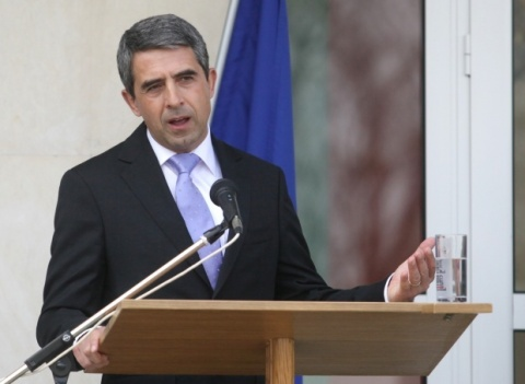 Bulgaria: Bulgarian President, UN High Commissioner Discuss Syrian Refugee Influx