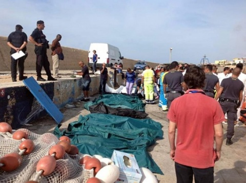 Bulgaria: Italy Mourns Lampedusa Boat Victims