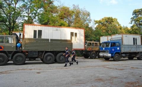 Bulgaria Opens New Refugee Shelter in Harmanli: Bulgaria Opens New Refugee Shelter in Harmanli