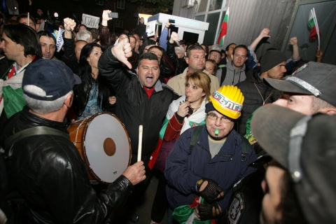 Bulgaria: Bulgarian Trade Unions Warn of Strikes and Protests