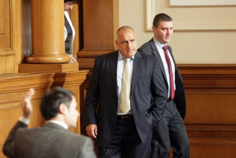 Bulgarian Nationalists, GERB MPs Barely Escape Fistfight: Bulgarian Nationalists, GERB MPs Barely Escape Fistfight