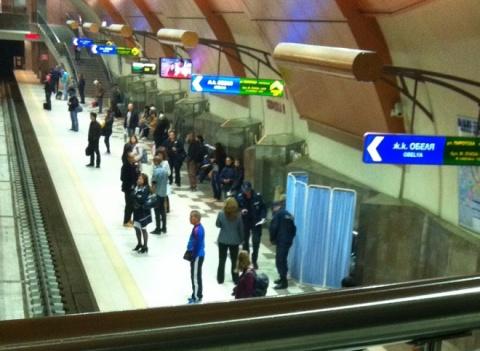 Sofia Subway Launches Free Wi-Fi Service: Sofia Subway Launches Free Wi-Fi Service