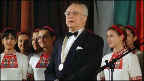 Bulgaria: Bulgarian National Radio Children's Choir Head Passes Away at 81
