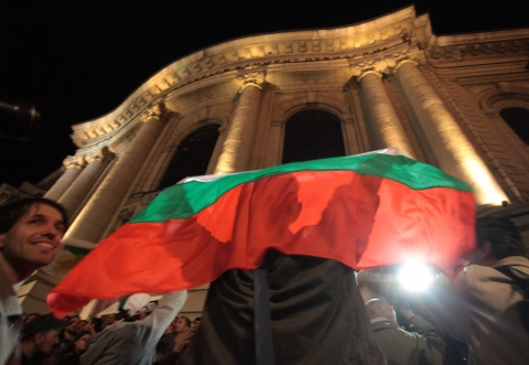 Bulgaria: Bulgaria's Universities under Anti-Govt Siege - For and Against