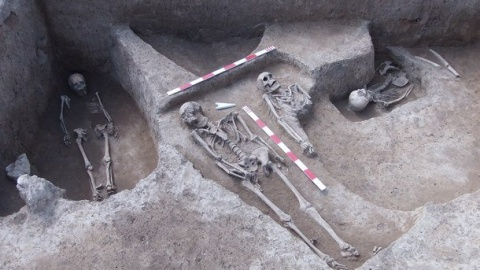 Construction Works Yield Precious Archaeology Find in Bulgaria: New Archaeology Treasue Unearthed in Bulgaria