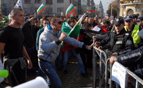 Bulgaria: Students to Occupy Bulgaria's Parliament in Anti-Govt Rally