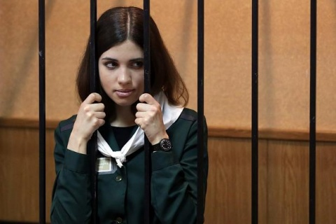 Bulgaria: Confirmed: Pussy Riot's Tolokonnikova Moved to Siberian Jail