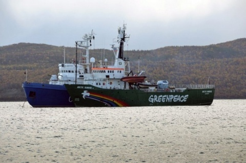 Bulgaria: Russia Grants Bail for More Greenpeace Activists