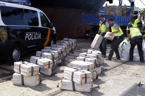 Bulgaria: Ecuador Busts 224kg of Cocaine Destined for Bulgaria