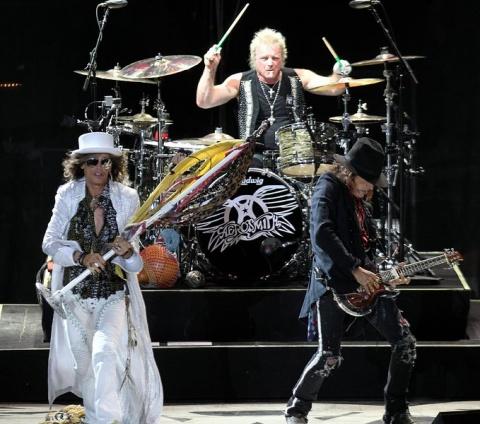 Bulgaria: Legendary Aerosmith to Rock Sofia in May