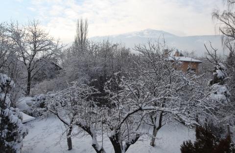 Bulgaria: Orange Code in North, South Bulgaria over Snow