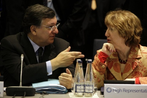 Bulgaria: Barroso: Russia Can't Mess with Ukraine's Sovereignty