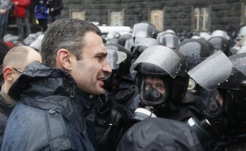 Bulgaria: Klitschko: Mobilize Everyone across Ukraine