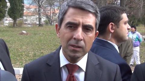 Bulgaria: Bulgaria's President Blames Govt for Lack of Predictability