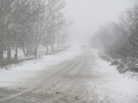 Bulgaria: Strong Winds Heading to Bulgaria