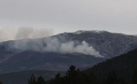 Bulgaria: Major Fire at Bulgaria's Vitosha Brought Under Control