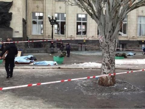 Policeman Stopping Suicide Bomber in Volgograd Awarded Posthumously: Volgograd Policeman Stopping Suicide Bomber Awarded Posthumously