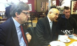 Bulgaria: Romanian Ambassador: UK Migrant Hysteria Reinvented Beckett