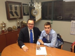 Bulgaria: Bulgarian Youngster Signs with Italian Udinese