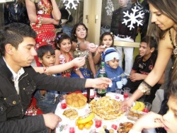 Bulgaria: Bulgaria's Roma Celebrate New Year's Eve