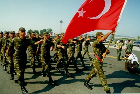 Bulgaria: Turkish Army Protests against Ergenekon Trials amid Political Crisis