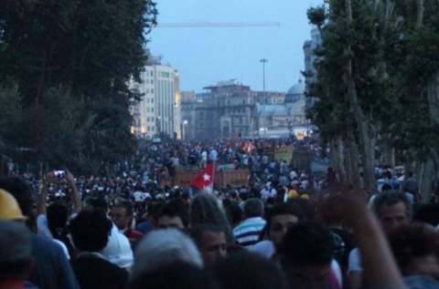 Bulgaria: 36 Turkish Gezi Park Protesters Face Terrorist Charges