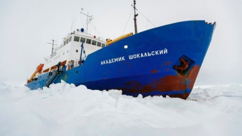 US Icebreaker to Rescue Stranded Russian Ship: US Icebreaker to Rescue Stranded Russian Ship
